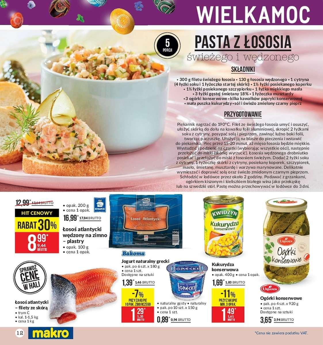Gazetka promocyjna MAKRO do 09/04/2018 str.11