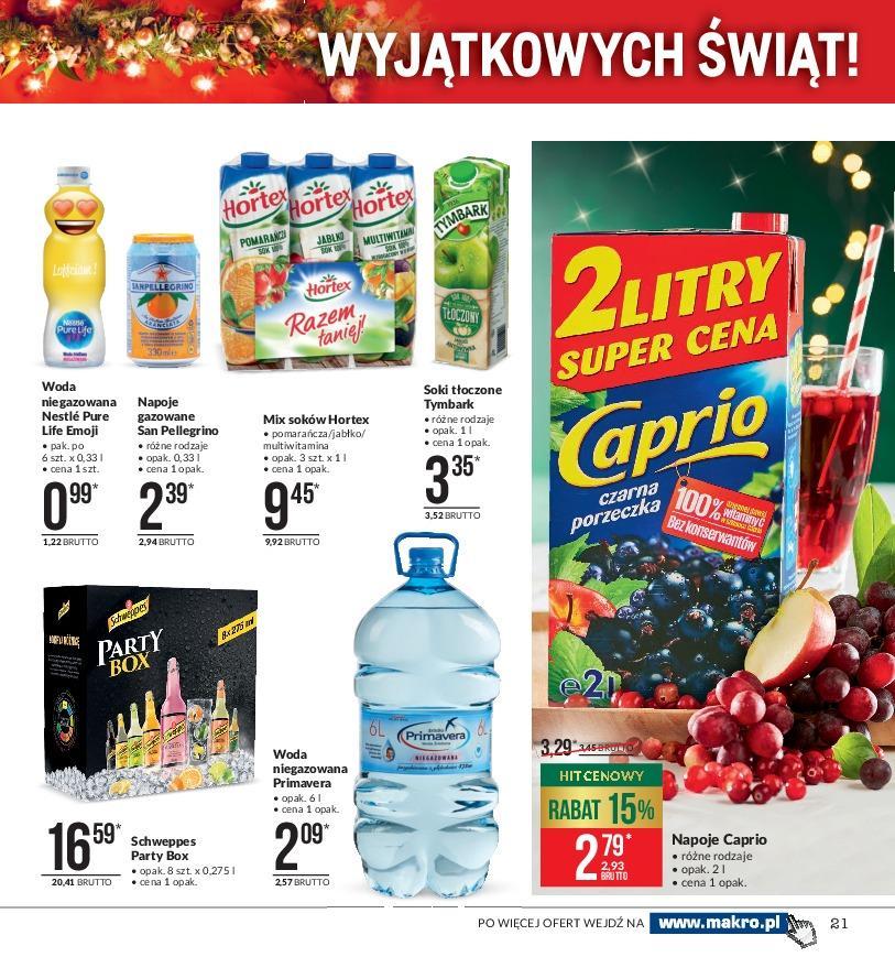 Gazetka promocyjna MAKRO do 03/12/2018 str.20