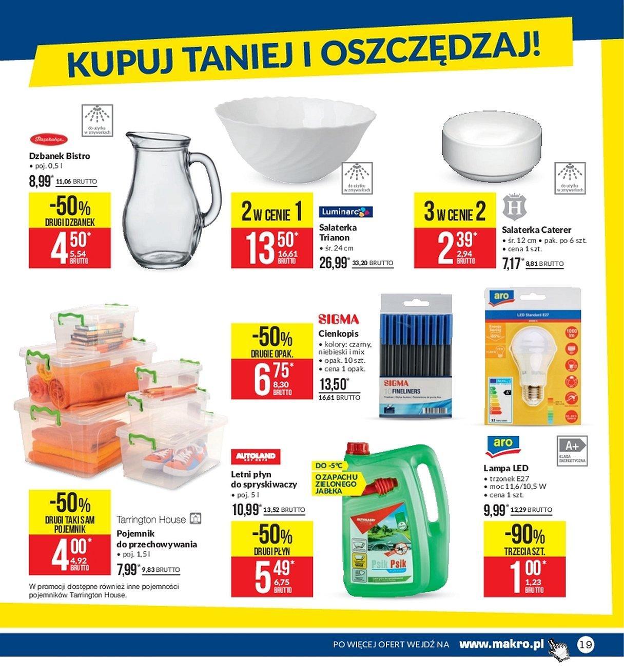 Gazetka promocyjna MAKRO do 21/05/2018 str.18
