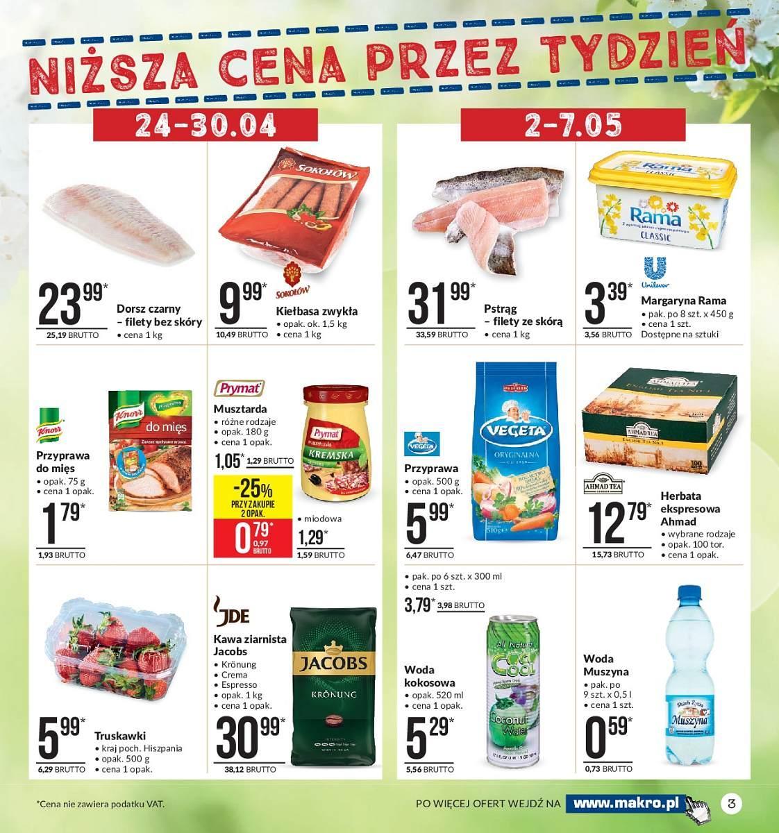 Gazetka promocyjna MAKRO do 07/05/2018 str.3