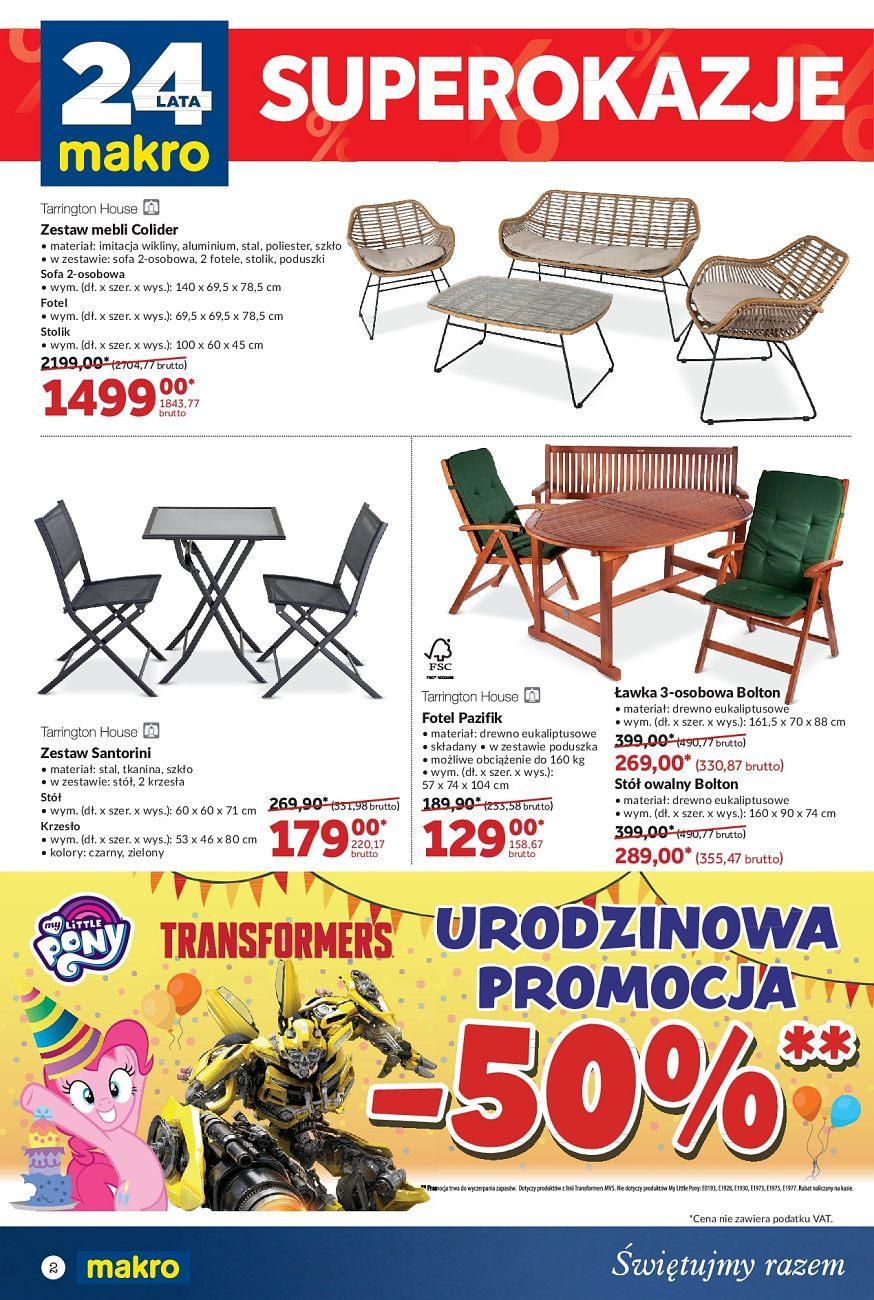 Gazetka promocyjna MAKRO do 24/09/2018 str.1