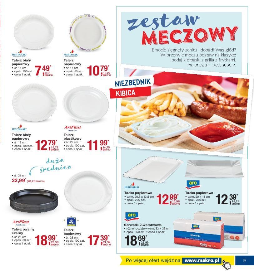 Gazetka promocyjna MAKRO do 18/06/2018 str.8