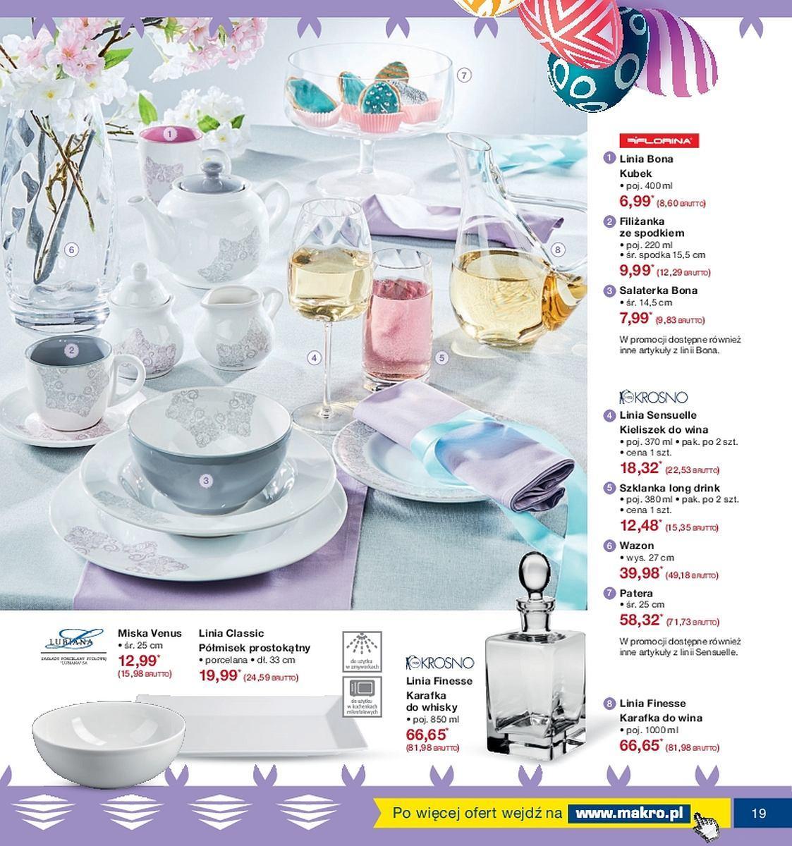 Gazetka promocyjna MAKRO do 09/04/2018 str.18