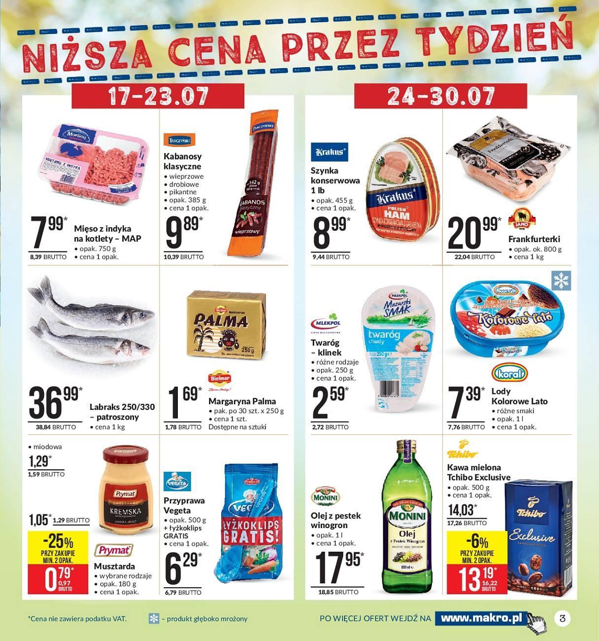 Gazetka promocyjna MAKRO do 30/07/2018 str.2
