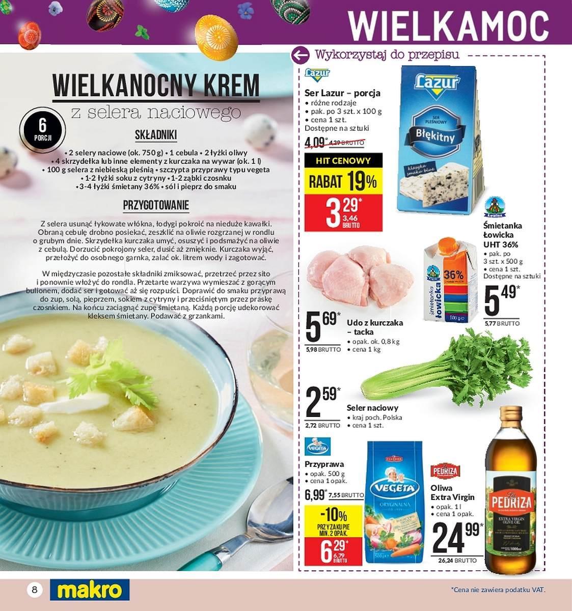 Gazetka promocyjna MAKRO do 09/04/2018 str.7