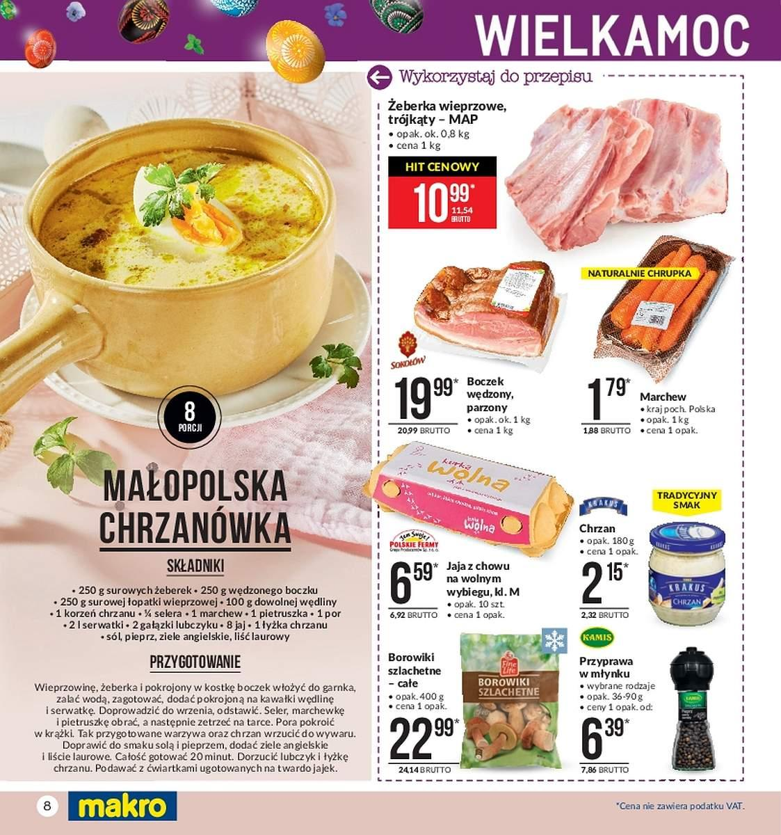 Gazetka promocyjna MAKRO do 26/03/2018 str.7