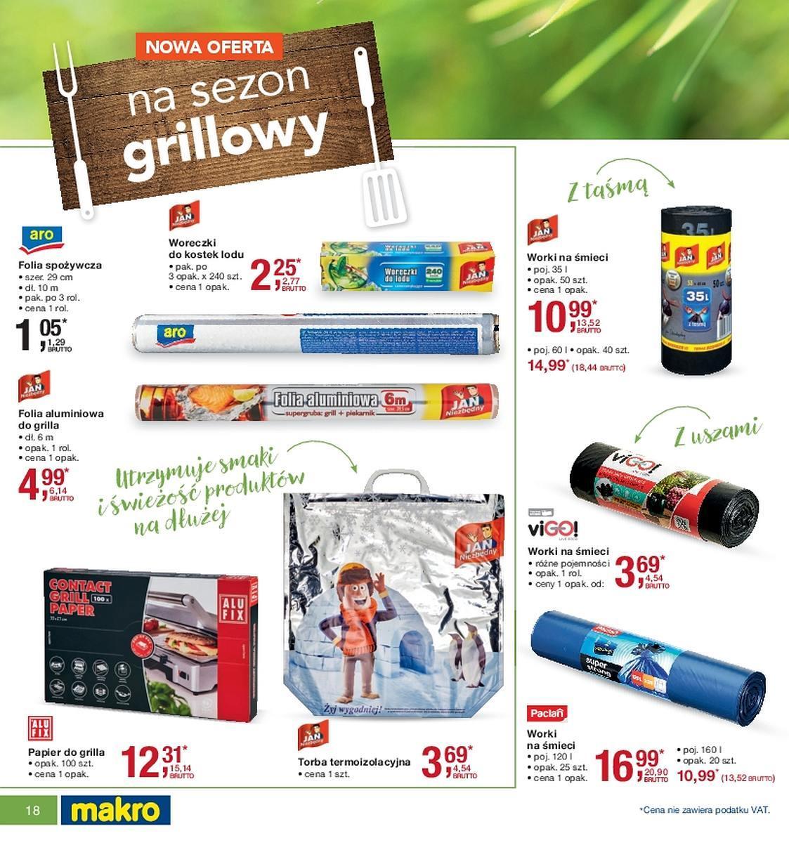 Gazetka promocyjna MAKRO do 07/05/2018 str.17