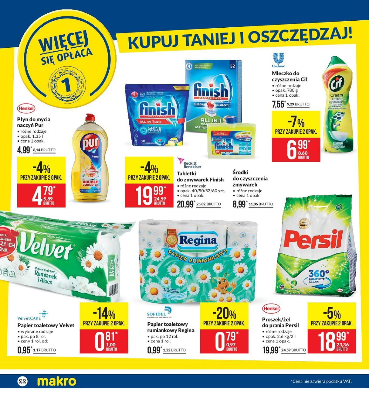 Gazetka promocyjna MAKRO do 02/07/2018 str.22
