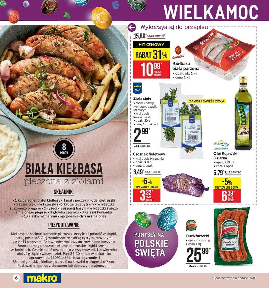 Gazetka promocyjna MAKRO do 09/04/2018 str.5