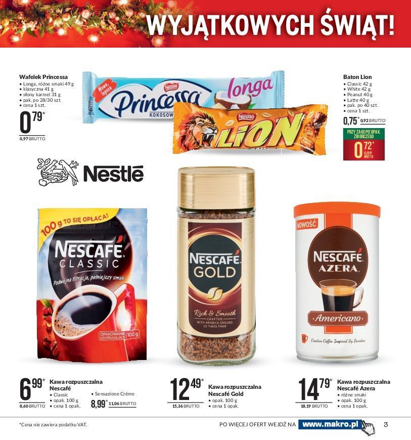 Gazetka promocyjna MAKRO do 03/12/2018 str.2