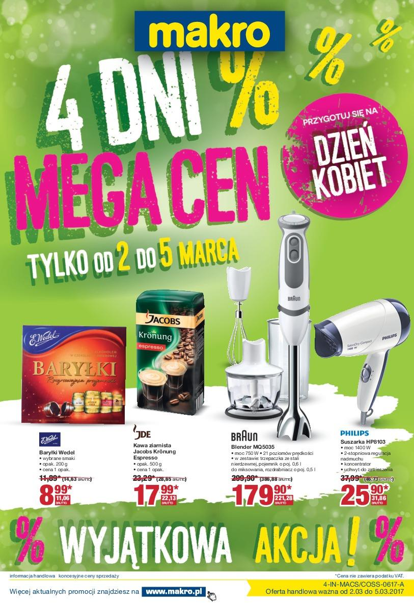 Gazetka promocyjna MAKRO do 05/03/2017 str.0