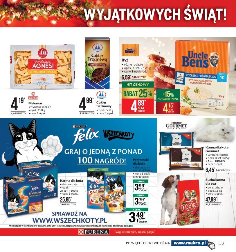 Gazetka promocyjna MAKRO do 03/12/2018 str.12