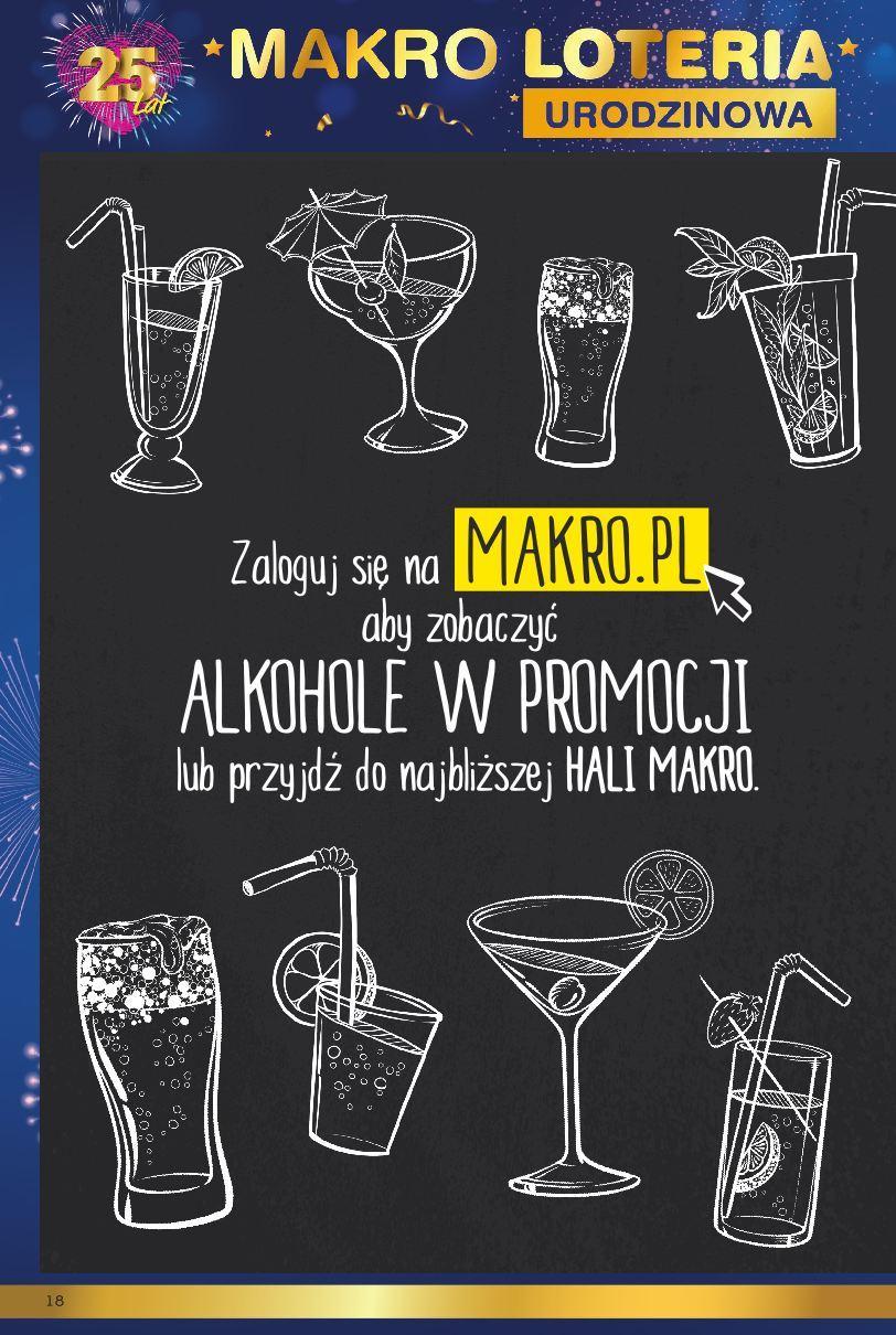 Gazetka promocyjna MAKRO do 09/09/2019 str.18