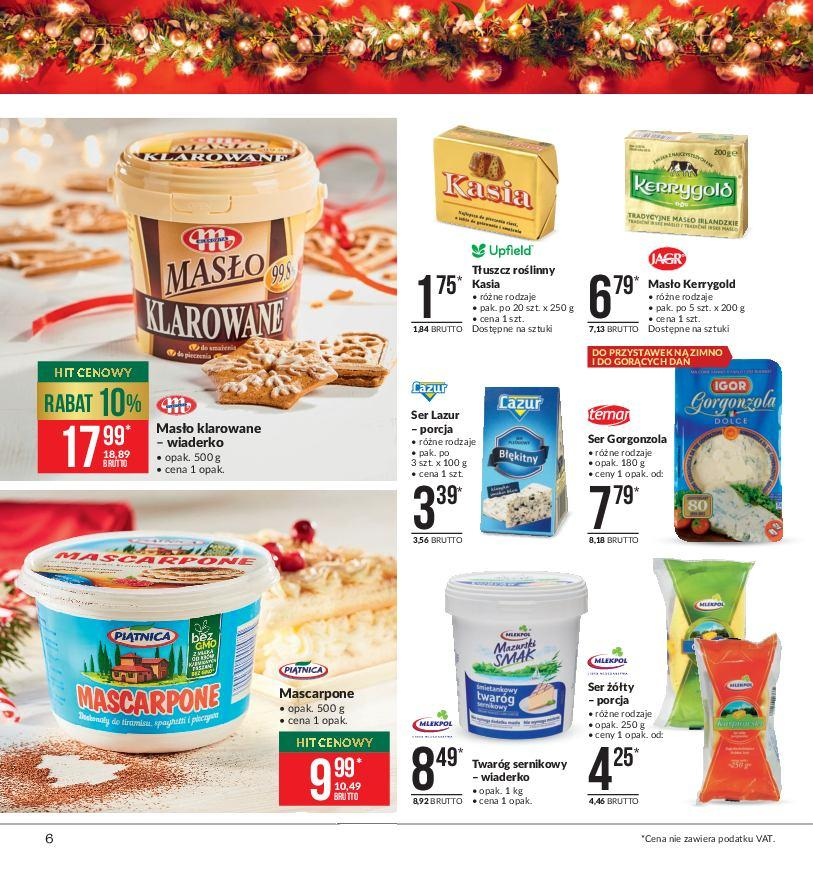 Gazetka promocyjna MAKRO do 24/12/2018 str.6