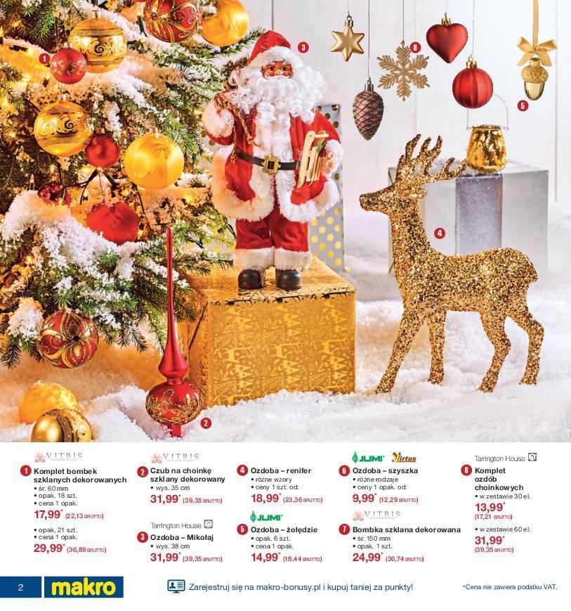 Gazetka promocyjna MAKRO do 05/12/2016 str.1
