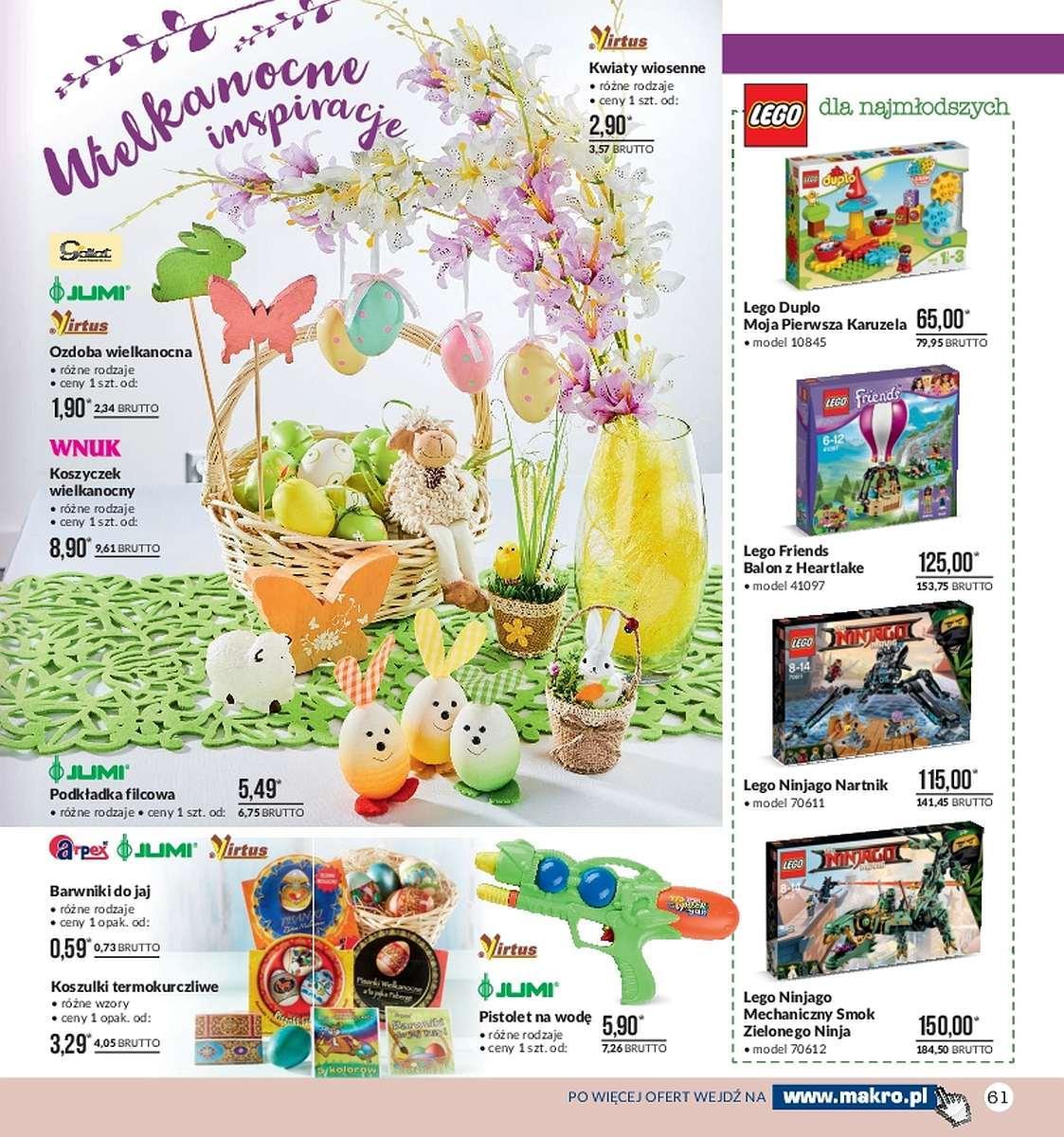 Gazetka promocyjna MAKRO do 09/04/2018 str.60