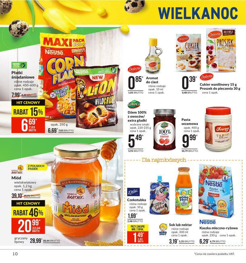 Gazetka promocyjna MAKRO do 08/04/2019 str.10