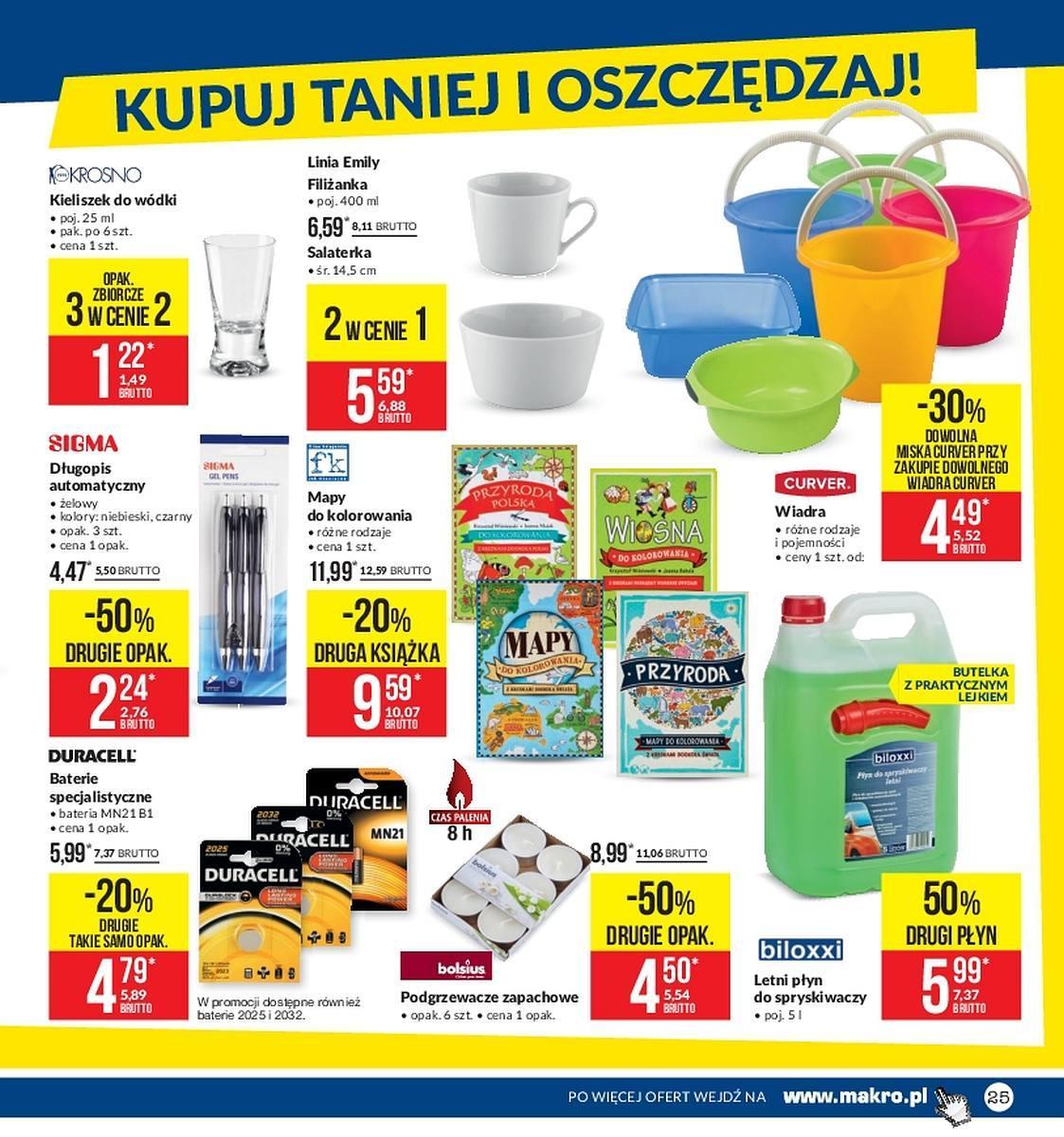 Gazetka promocyjna MAKRO do 09/04/2018 str.24