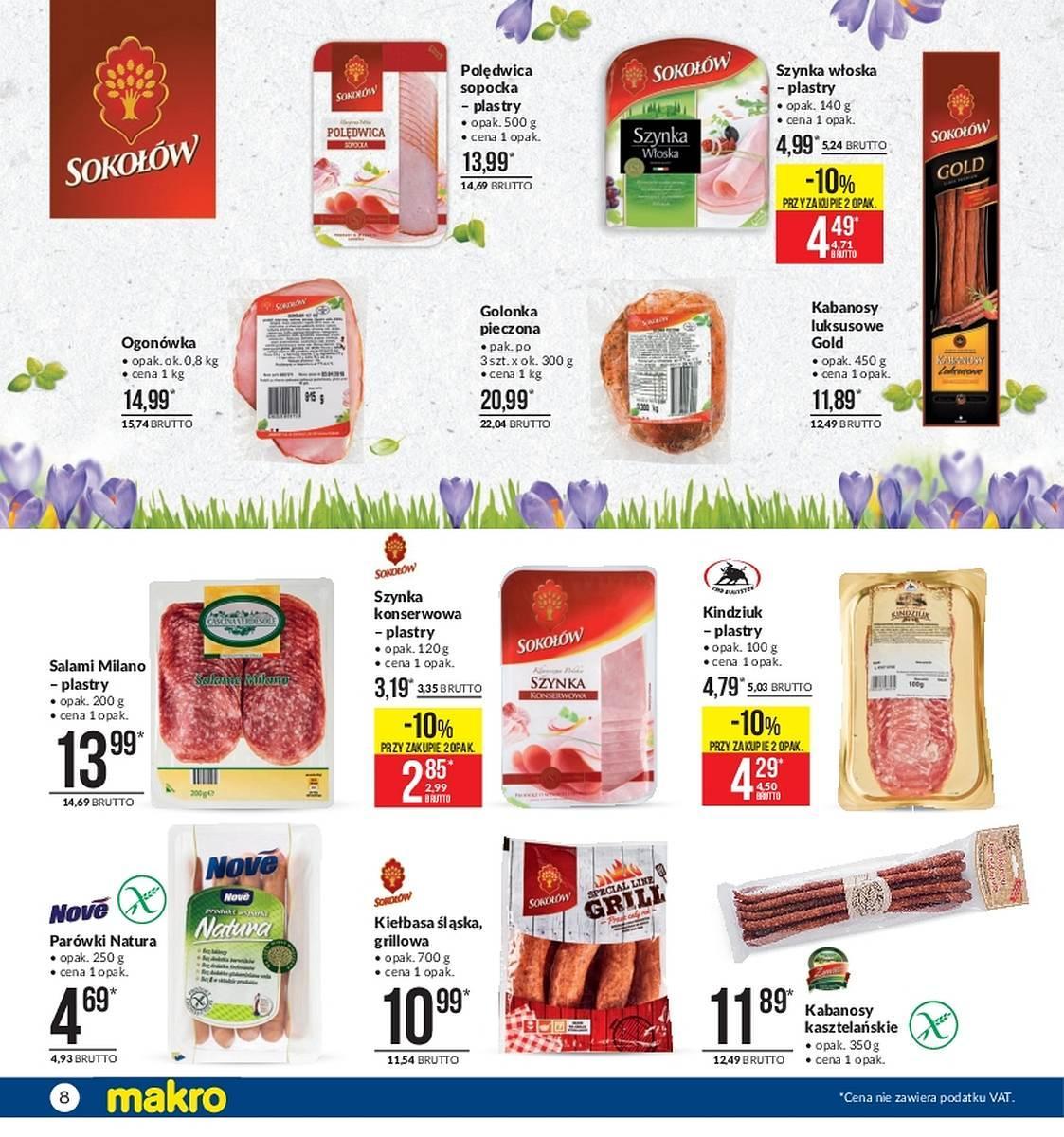Gazetka promocyjna MAKRO do 23/04/2018 str.7