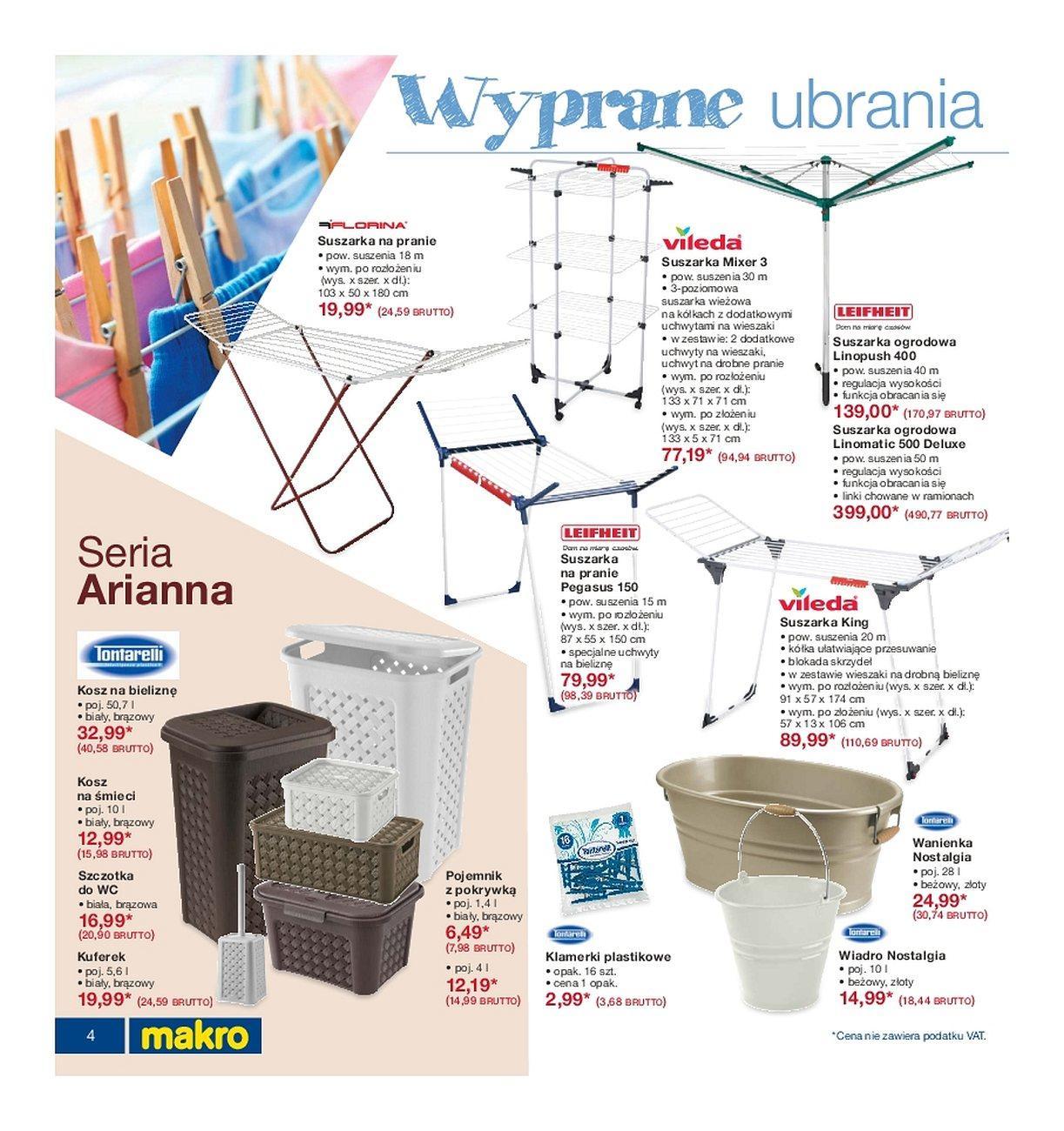 Gazetka promocyjna MAKRO do 21/05/2018 str.3