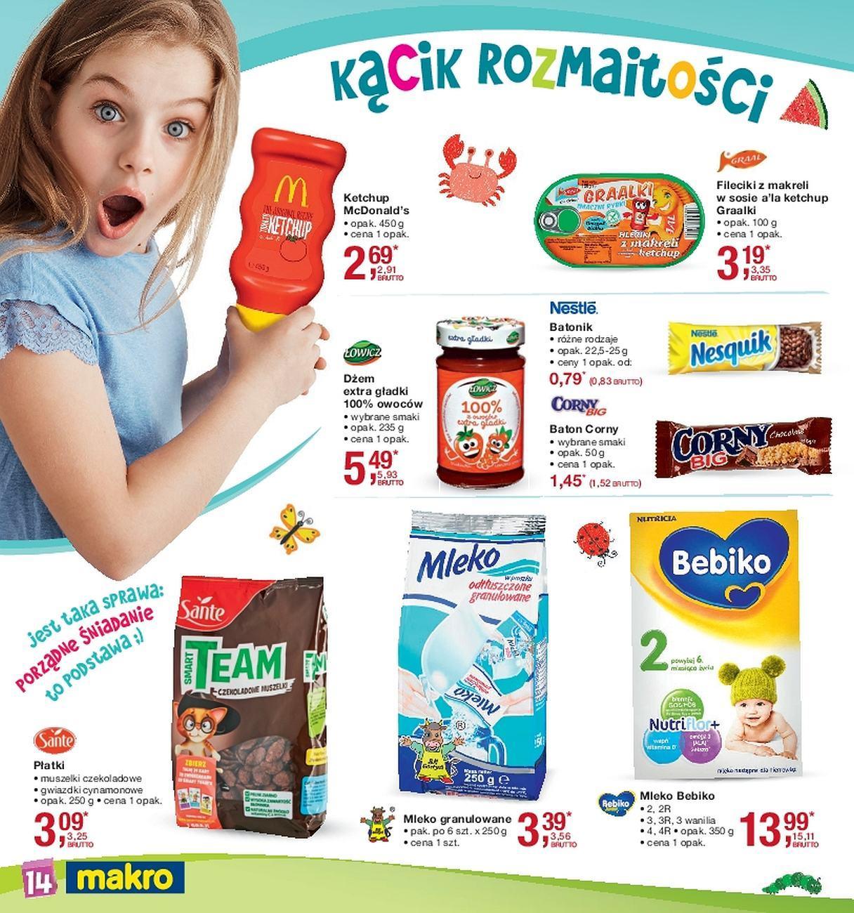 Gazetka promocyjna MAKRO do 21/05/2018 str.13