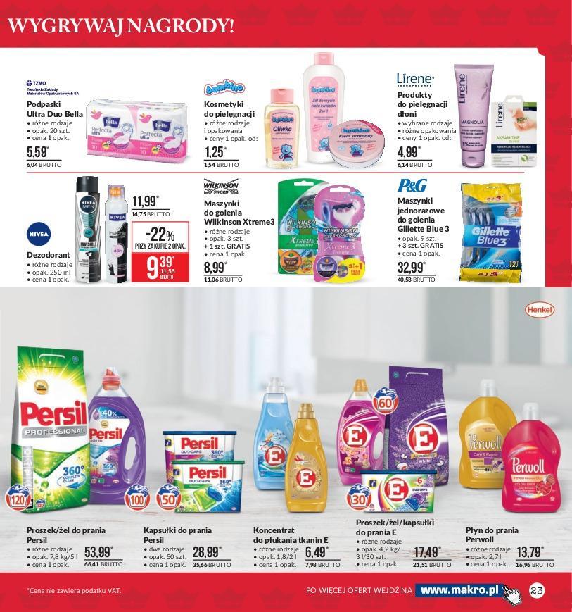 Gazetka promocyjna MAKRO do 05/11/2018 str.22