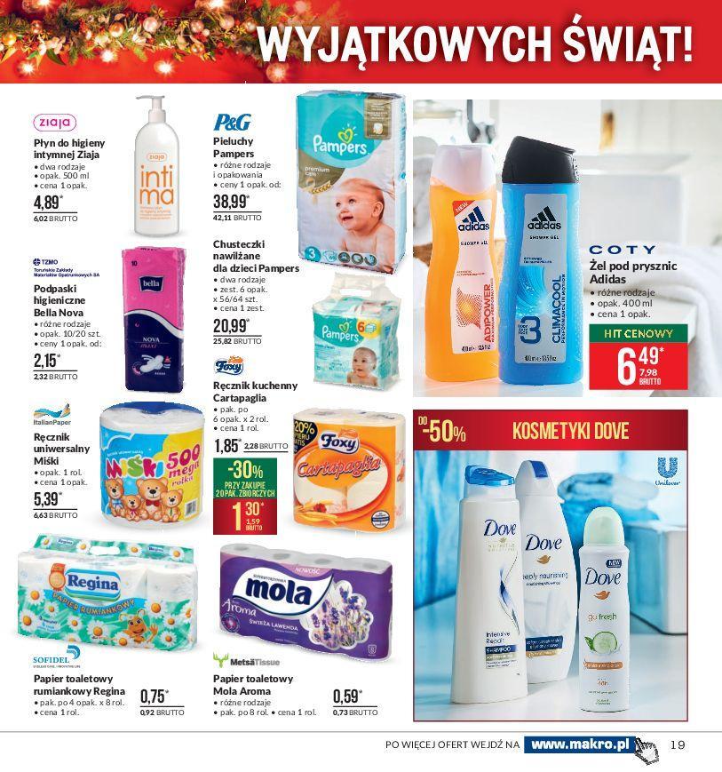 Gazetka promocyjna MAKRO do 24/12/2018 str.19