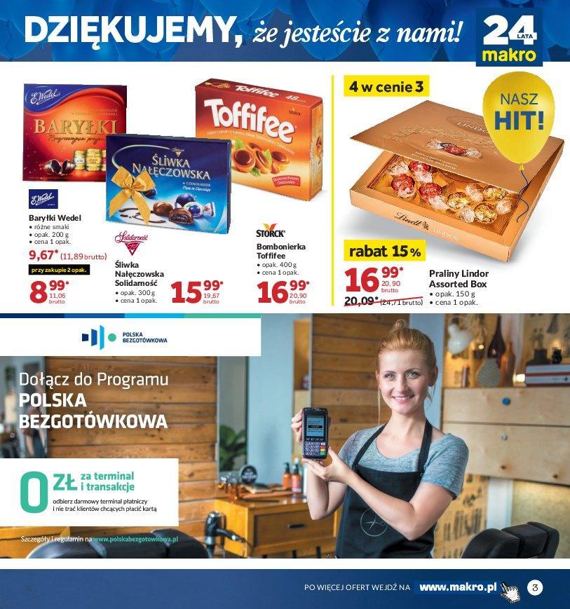 Gazetka promocyjna MAKRO do 22/10/2018 str.2