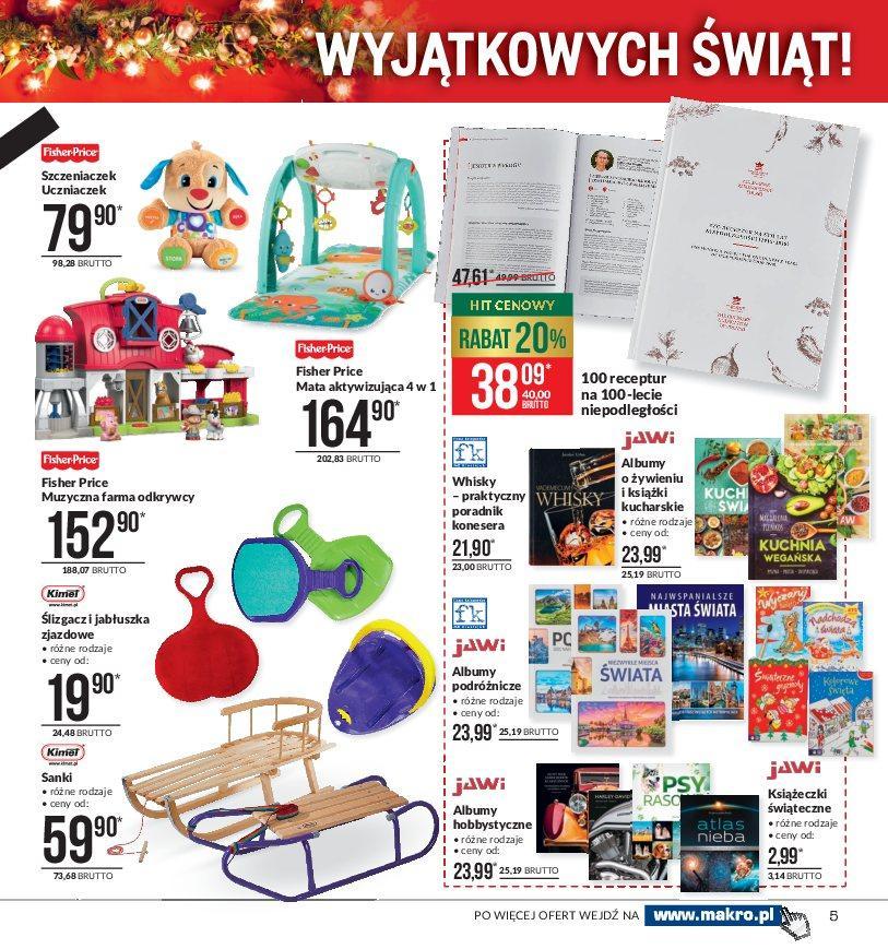 Gazetka promocyjna MAKRO do 31/12/2018 str.4
