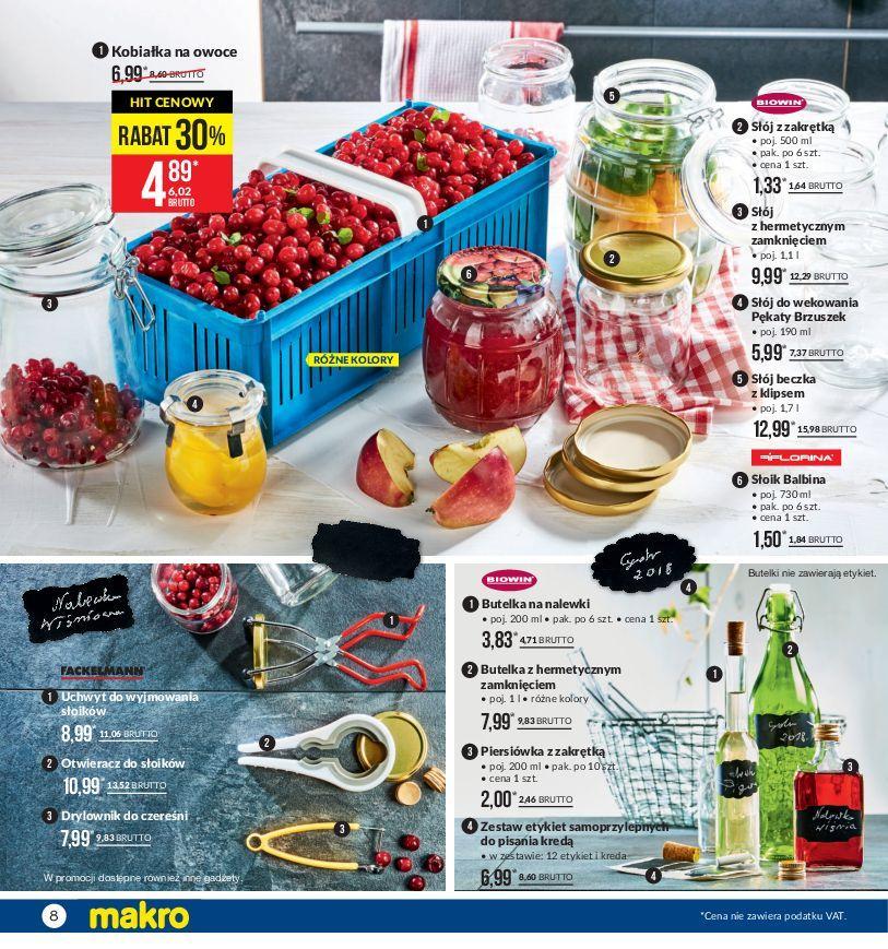 Gazetka promocyjna MAKRO do 18/06/2018 str.7