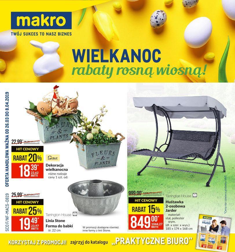 Gazetka promocyjna MAKRO do 08/04/2019 str.0