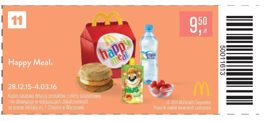 Gazetka promocyjna McDonalds do 04/03/2016 str.10