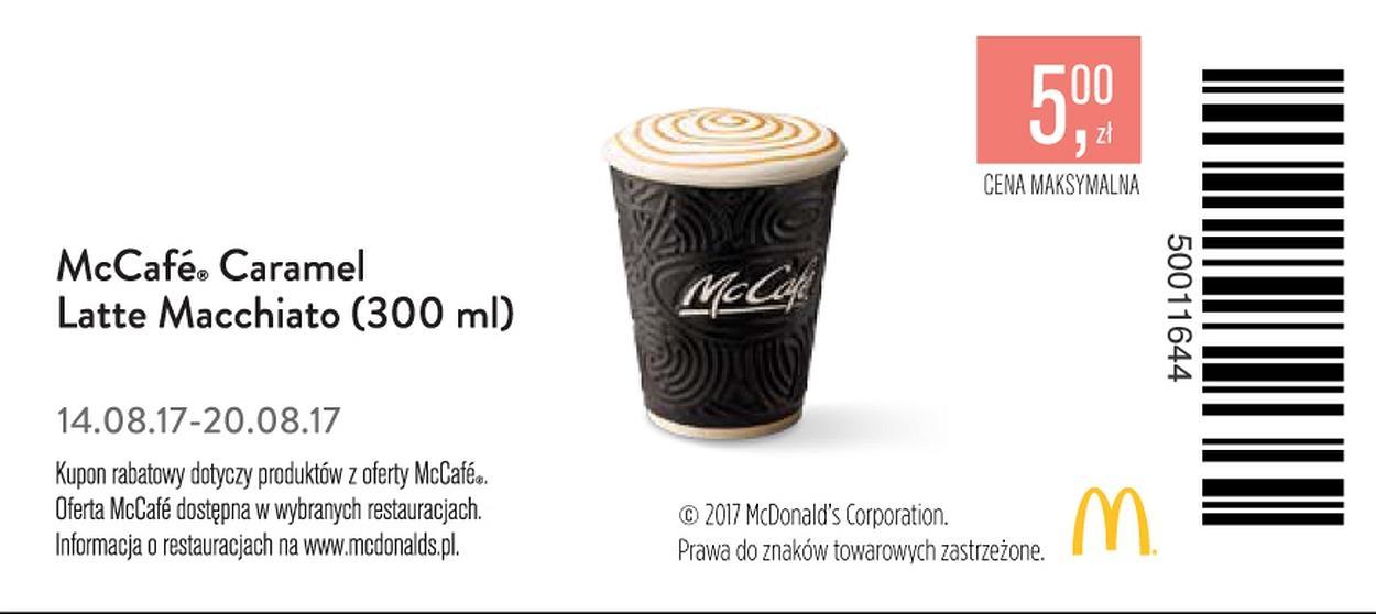 Gazetka promocyjna McDonalds do 20/08/2017 str.2