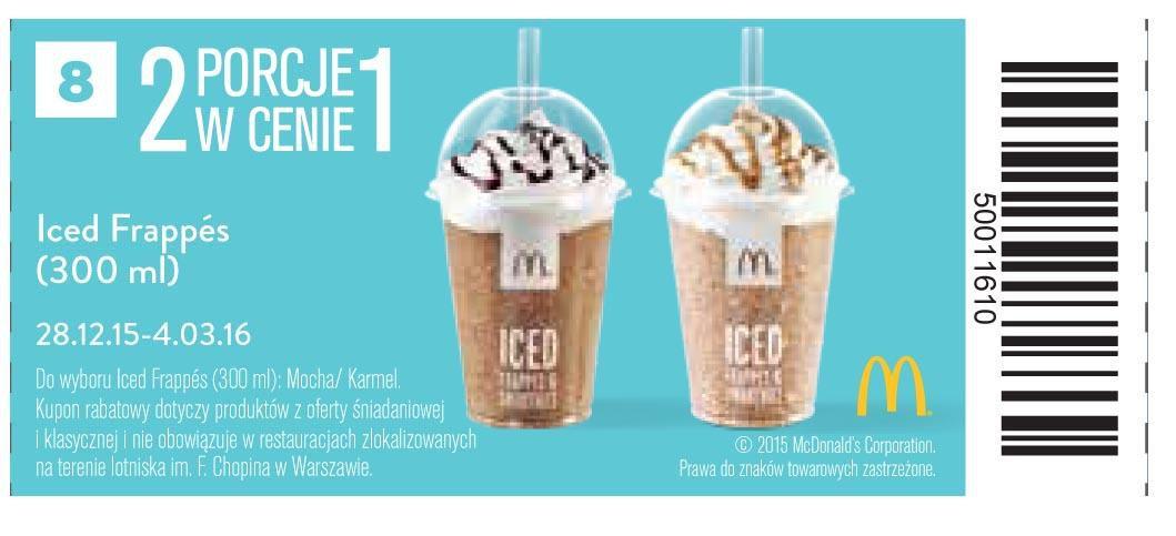 Gazetka promocyjna McDonalds do 04/03/2016 str.7