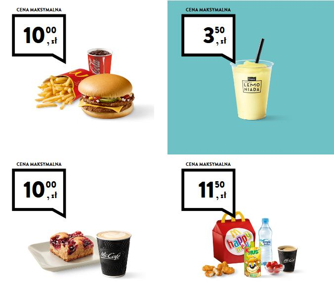 Gazetka promocyjna McDonalds do 29/10/2017 str.1