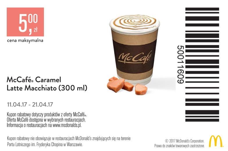 Gazetka promocyjna McDonalds do 27/04/2017 str.2