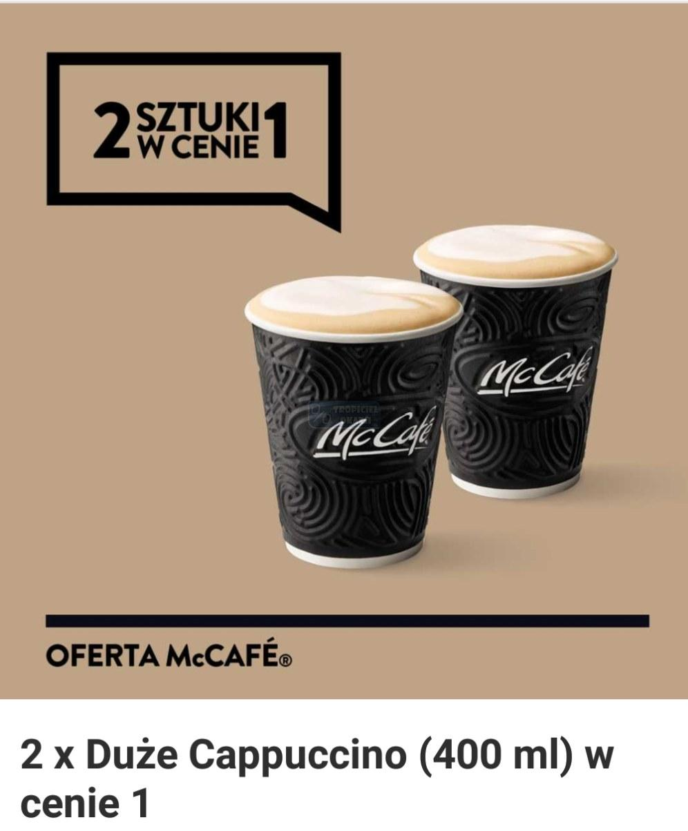 Gazetka promocyjna McDonalds do 15/04/2018 str.3