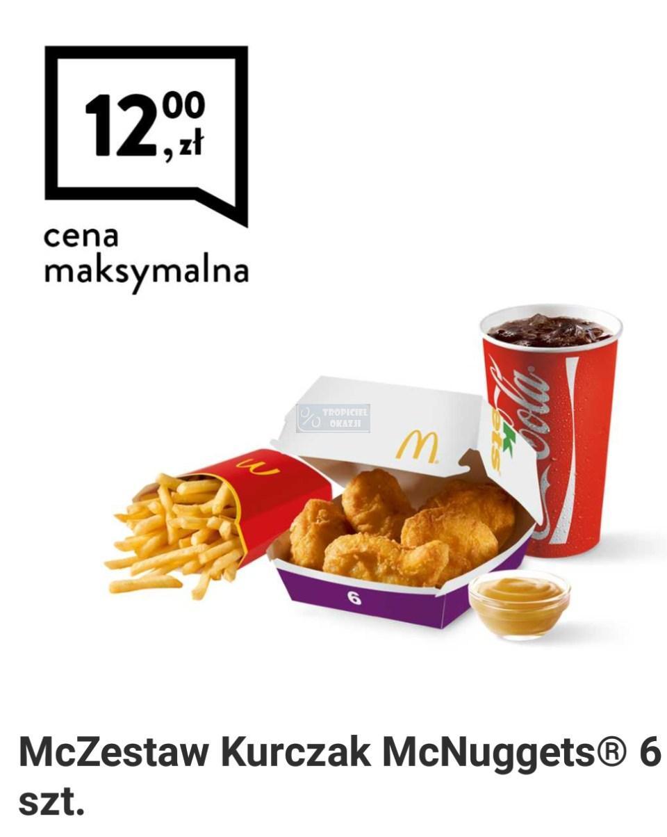 Gazetka promocyjna McDonalds do 15/04/2018 str.4