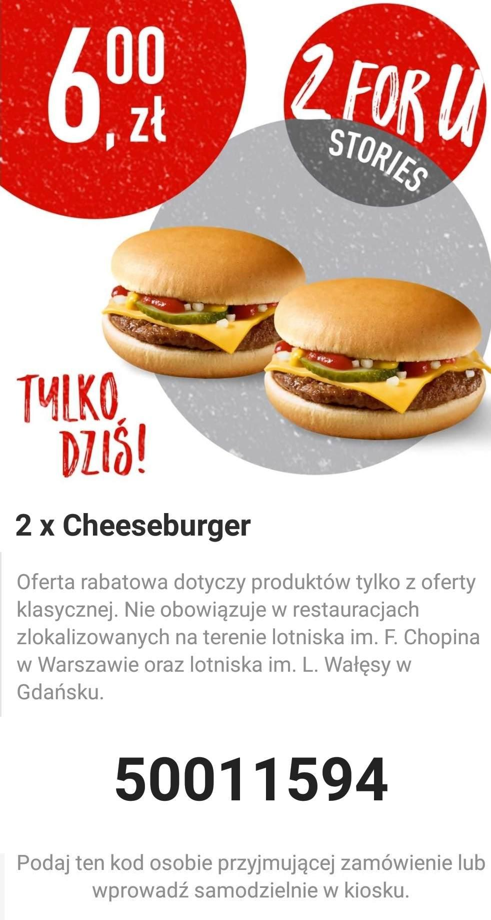 Gazetka promocyjna McDonalds do 15/11/2018 str.0