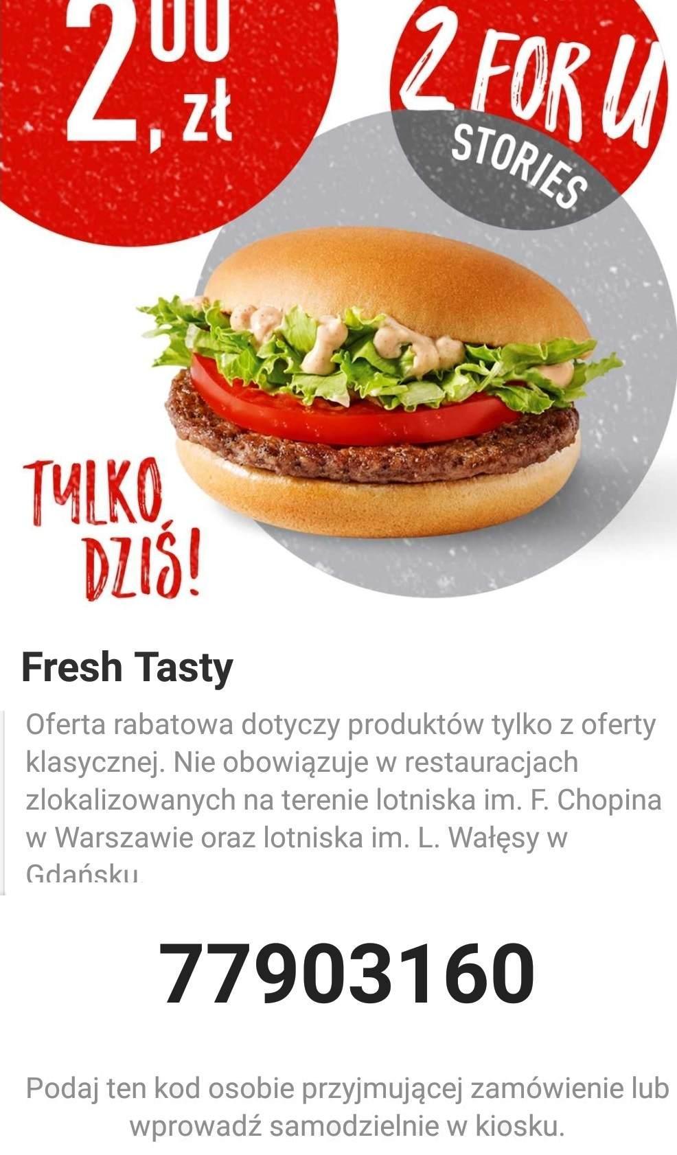 Gazetka promocyjna McDonalds do 14/11/2018 str.0
