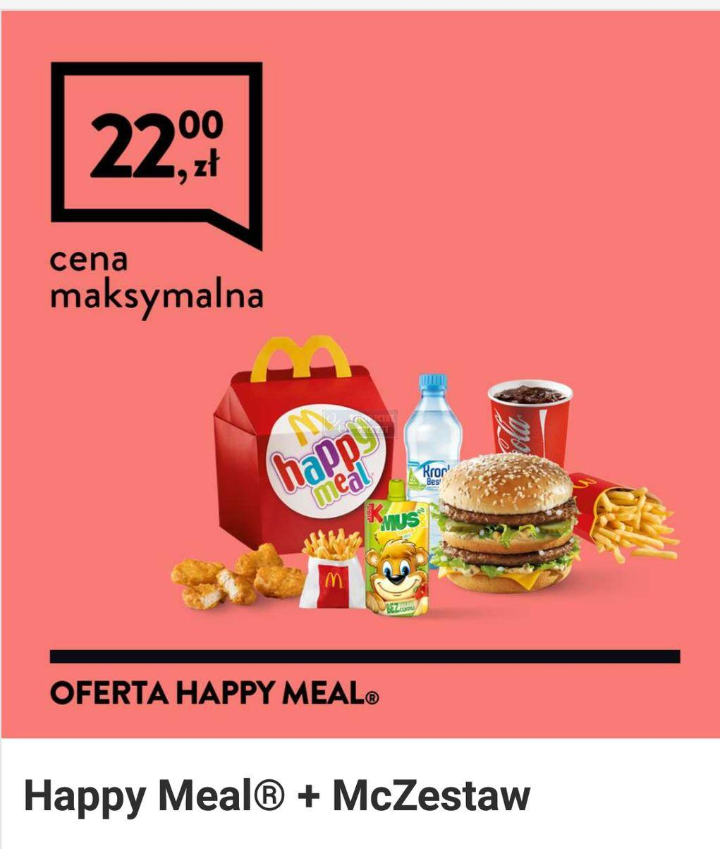 Gazetka promocyjna McDonalds do 15/04/2018 str.0