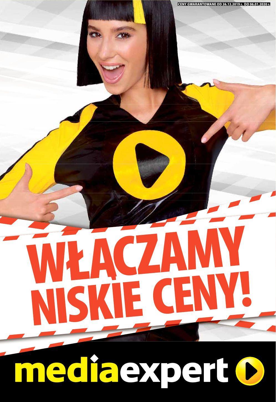 Gazetka promocyjna Media Expert do 06/01/2020 str.0