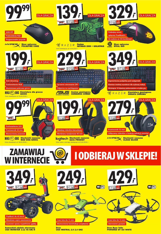 Gazetka promocyjna Media Expert do 22/05/2019 str.6
