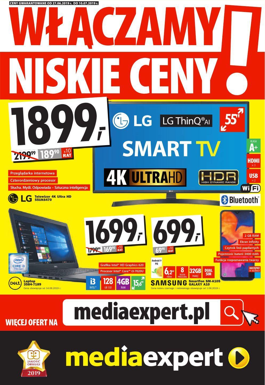 Gazetka promocyjna Media Expert do 10/07/2019 str.0