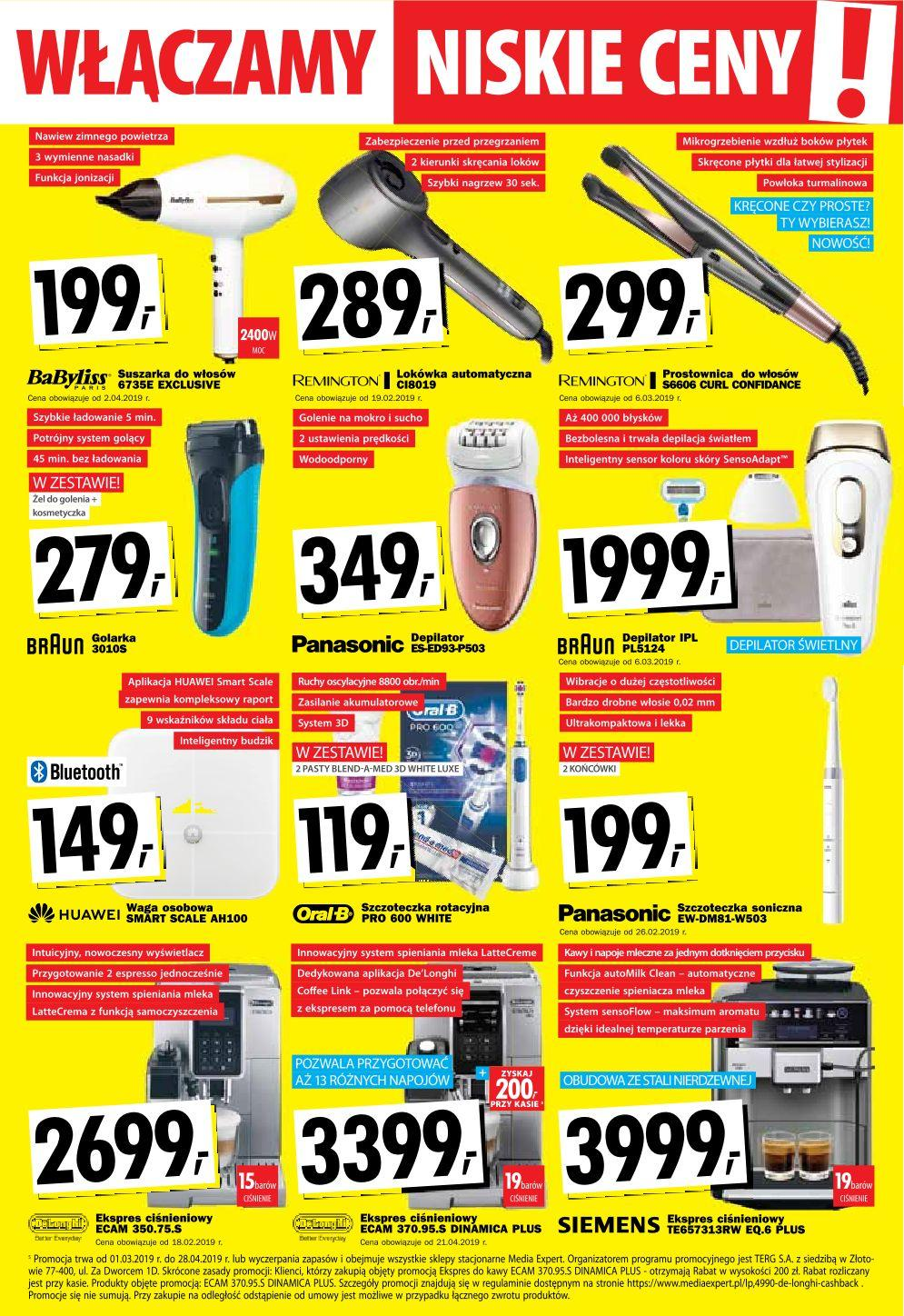 Gazetka promocyjna Media Expert do 08/05/2019 str.13