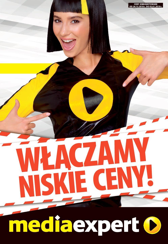 Gazetka promocyjna Media Expert do 02/01/2019 str.0