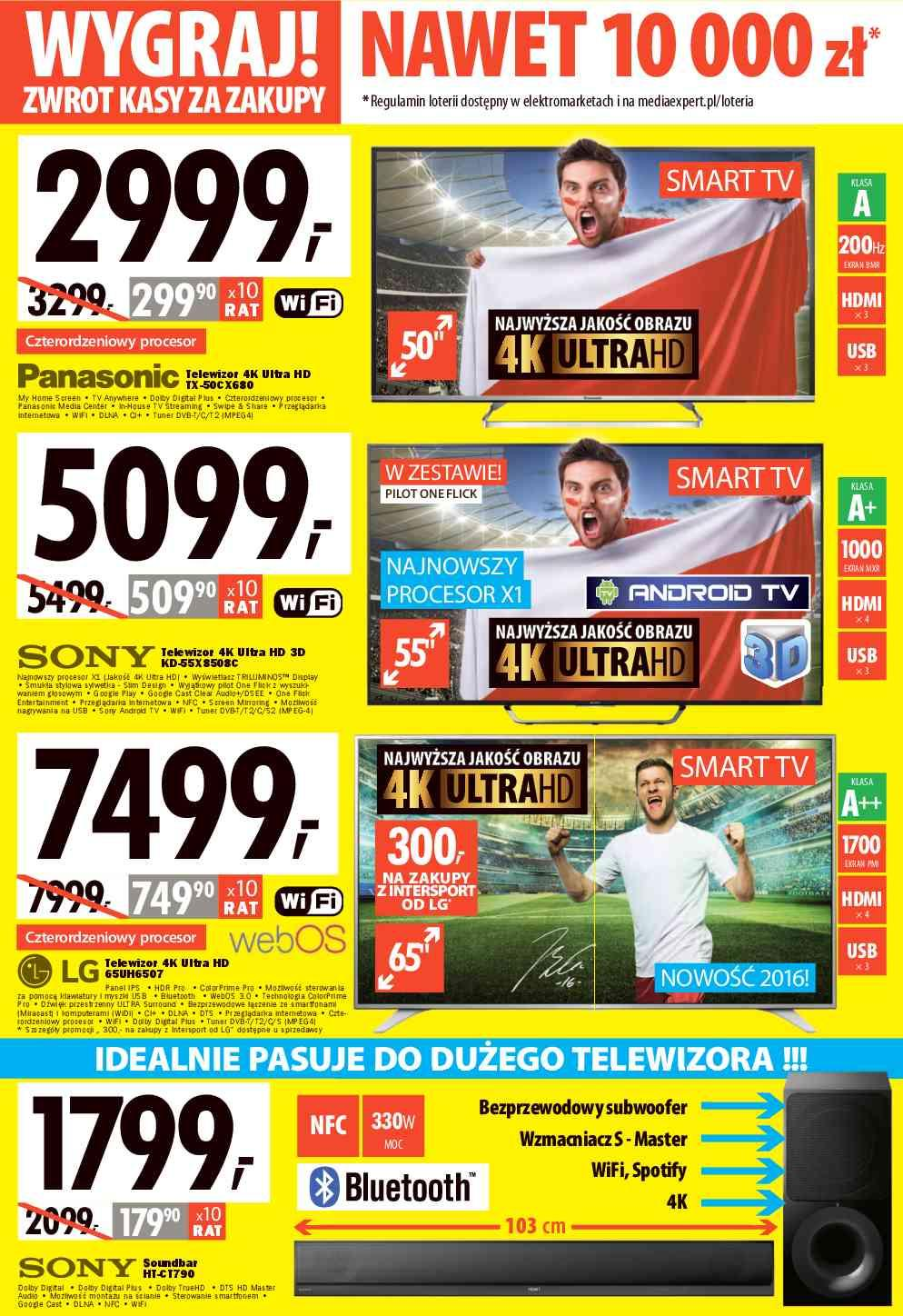 Gazetka promocyjna Media Expert do 06/07/2016 str.2