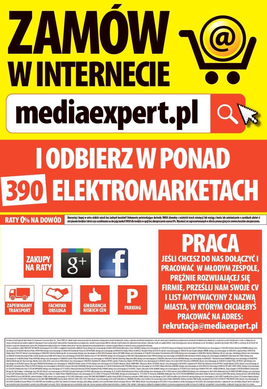 Gazetka promocyjna Media Expert do 16/12/2015 str.15