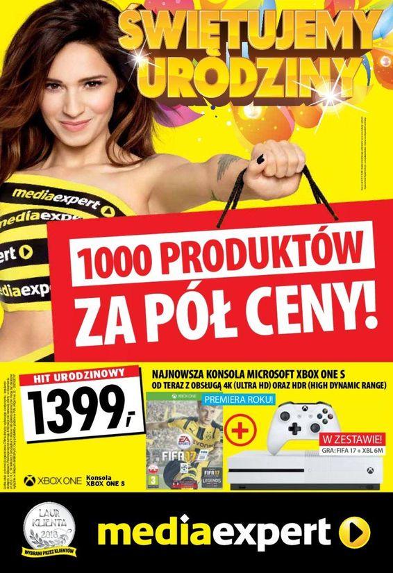 Gazetka promocyjna Media Expert do 28/09/2016 str.0