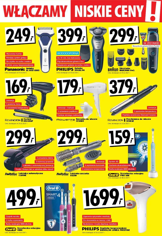 Gazetka promocyjna Media Expert do 31/12/2017 str.8